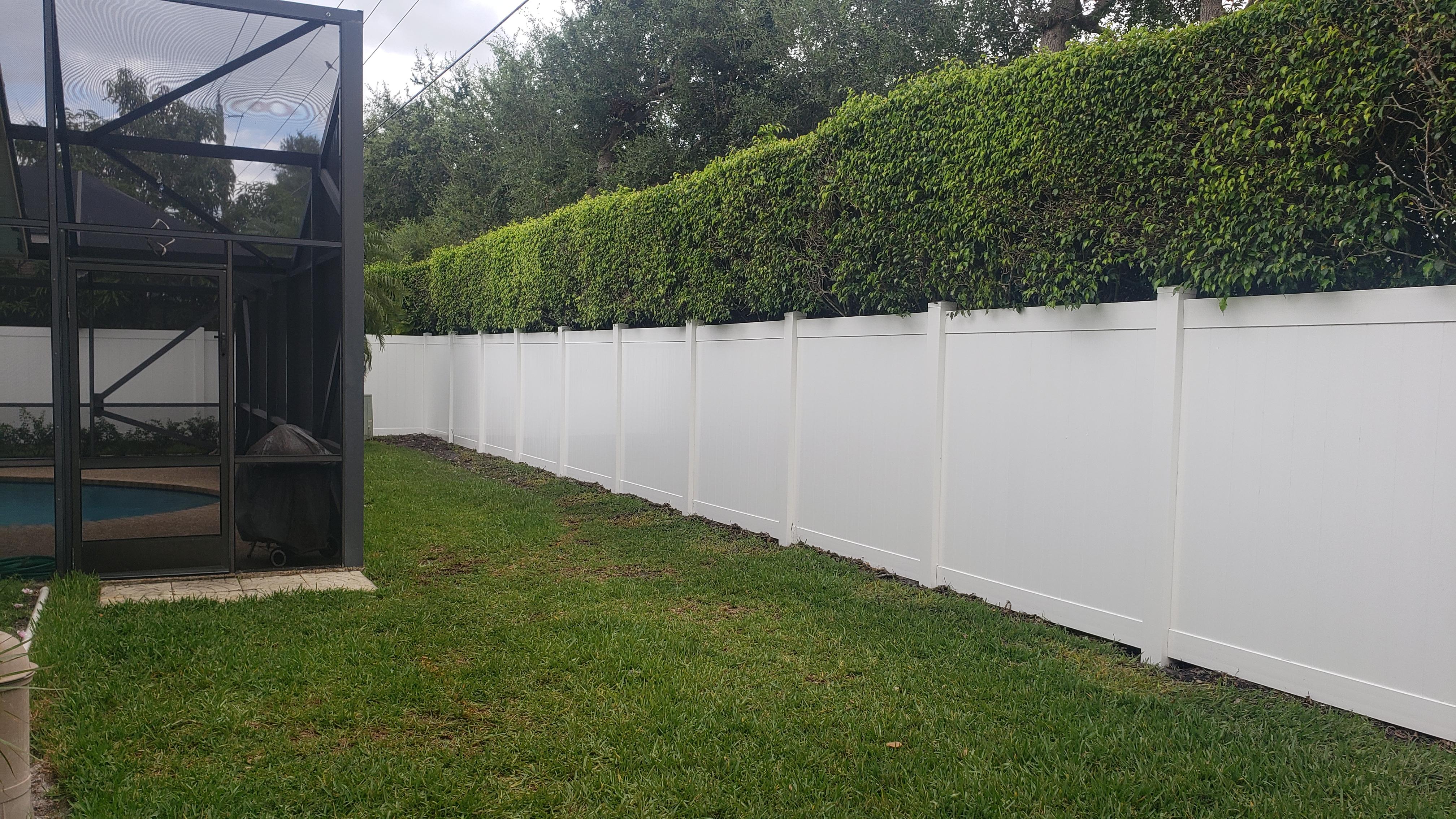 amarillo fencing companies