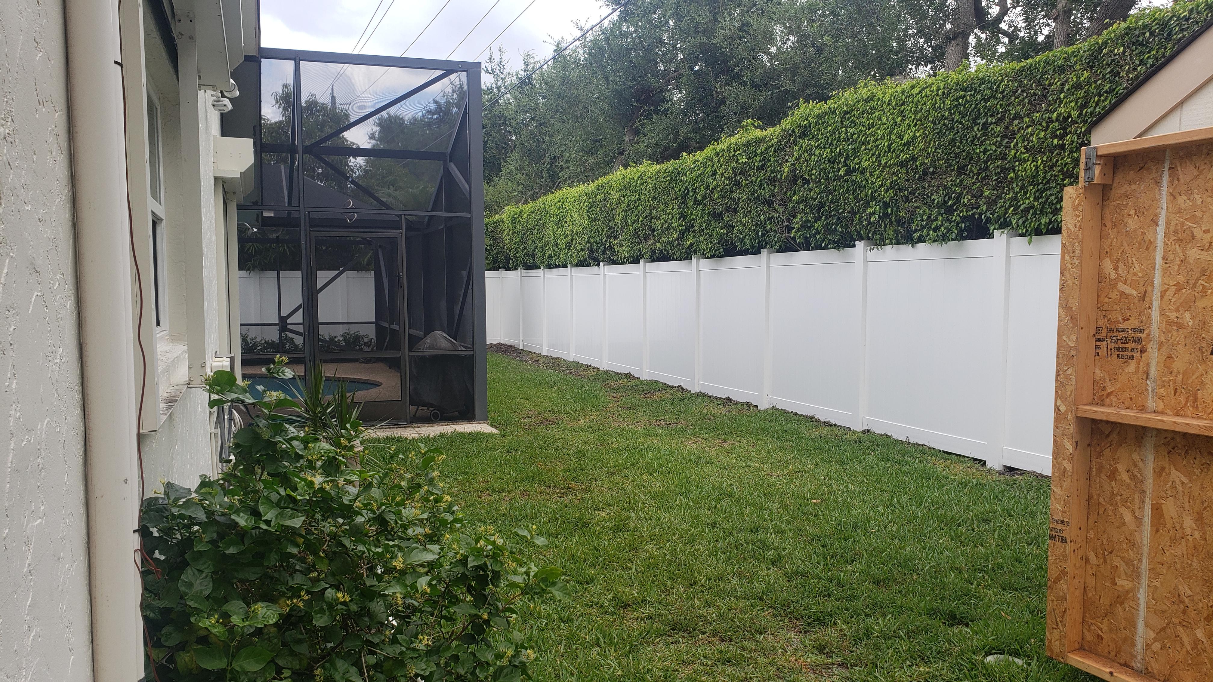 amarillo fencing company
