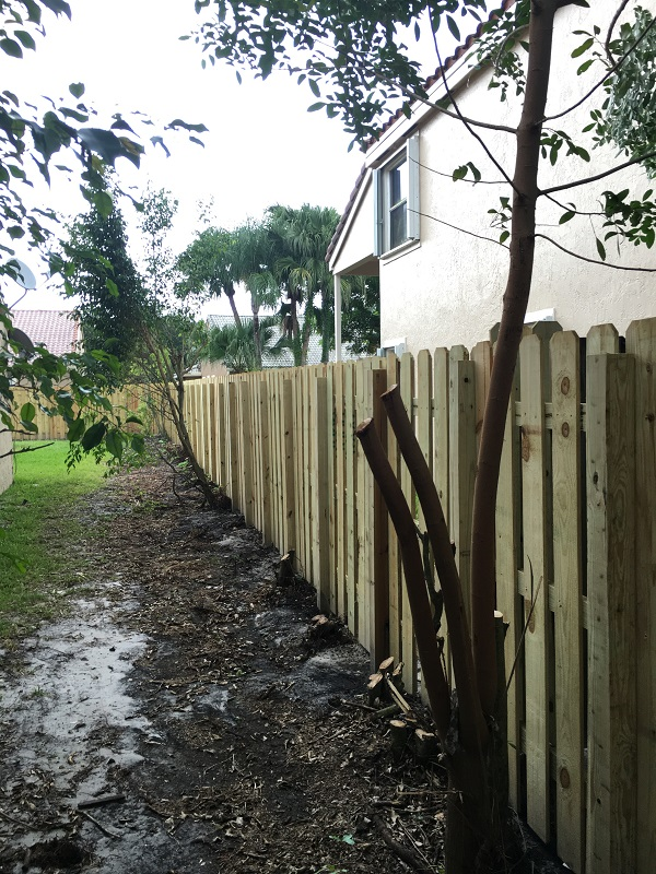 amarillo fence companies