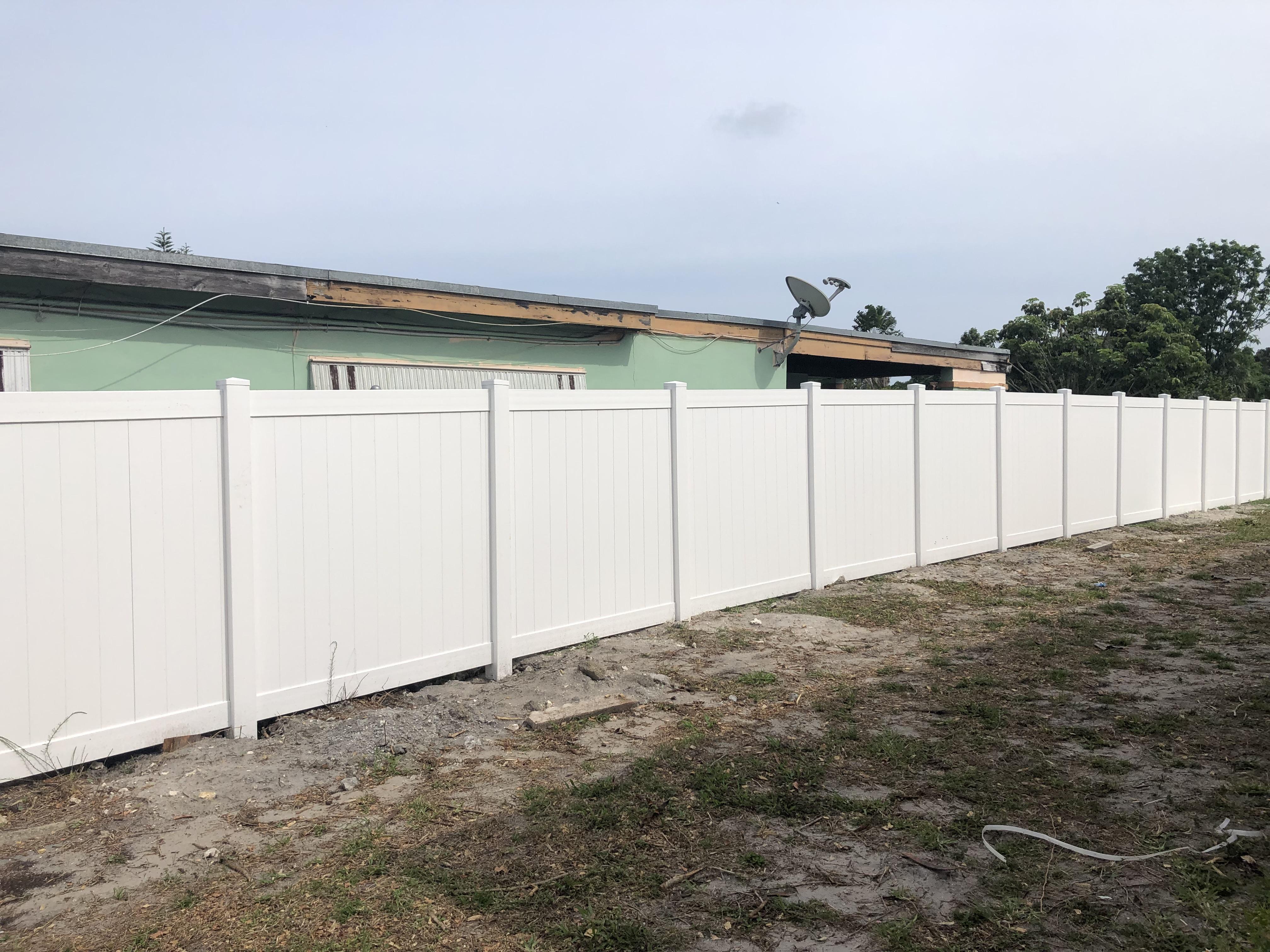 amarillo fence services