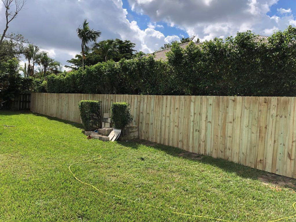 amarillo fence contractor