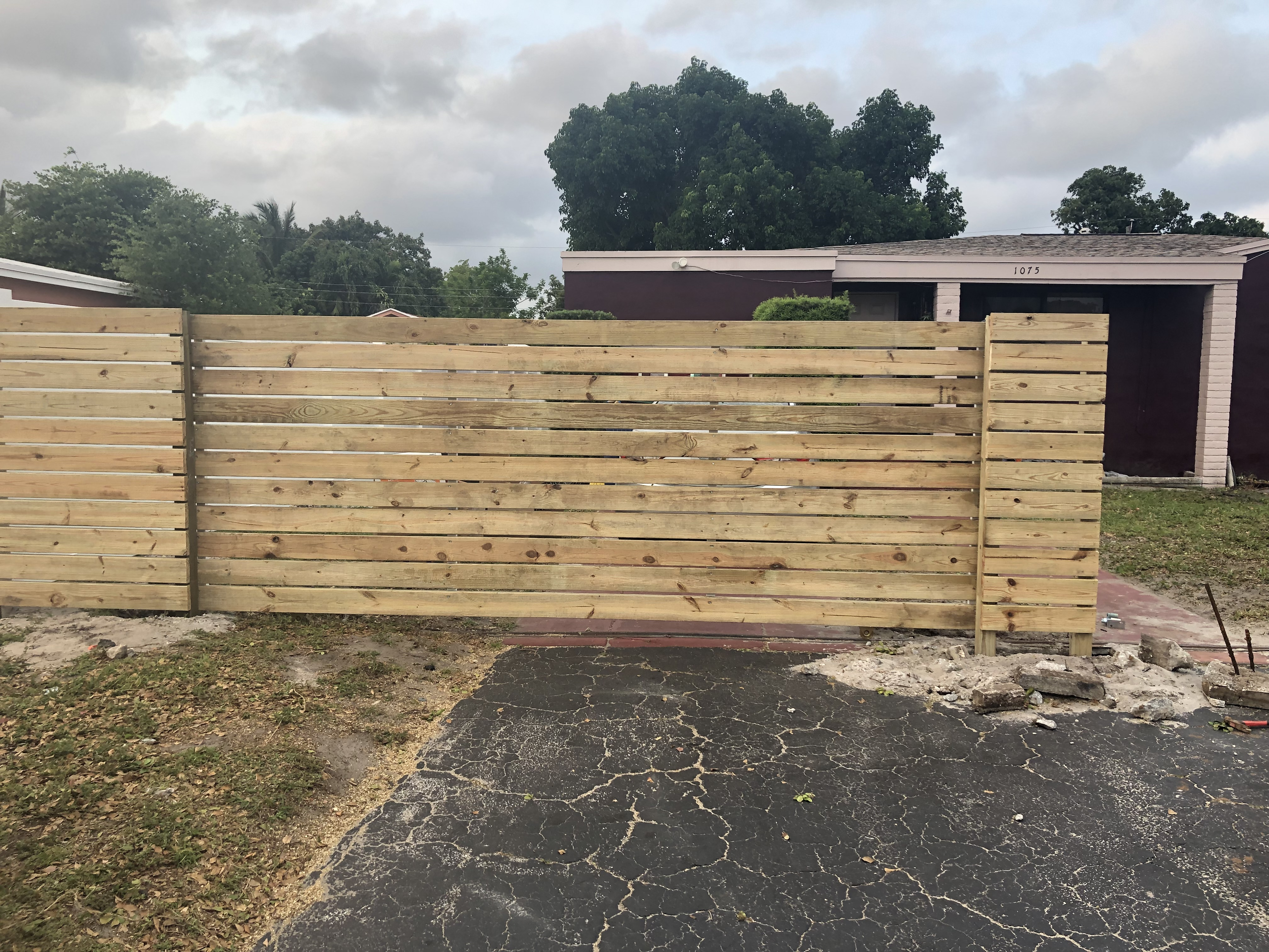 Fence Contractor in Amarillo